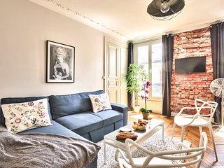 "Stunning&Spacious family flat ""Opéra/Saint-Lazare"""