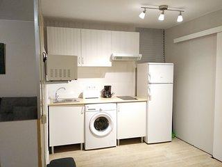 Apartamento 4 personas en Poo cerca de playa y del centro urbano de Llanes...