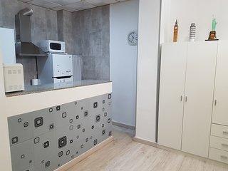 Apartamento acogedor totalmente nuevo