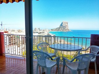 Fabiola1 7º 2 - Apartment with spectacular sea views and pool close to beach