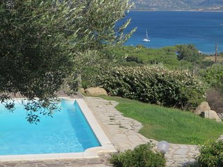 Sardinia holiday villa rental with swimming pool