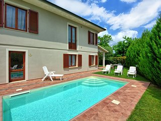 4 bedroom Villa in Stibbio, Tuscany, Italy : ref 5241043