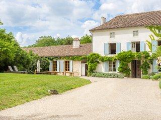 9 bedroom Chateau in Saint-Aubin-de-Cadelech, Nouvelle-Aquitaine, France : ref 5