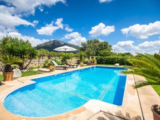 2 bedroom Villa in Binibona, Balearic Islands, Spain : ref 5643924