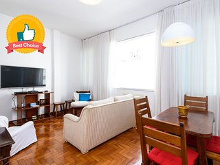 Big 2 Bedrooms- Great Area at Copacabana Tonelero