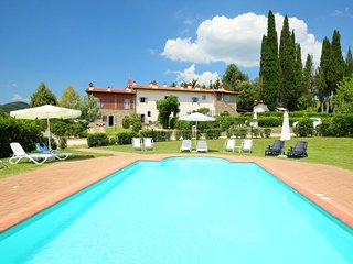 3 bedroom Apartment in Strada in Chianti, Tuscany, Italy : ref 5036351