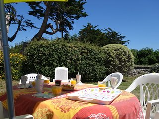 3 bedroom Apartment in Le Pô, Brittany, France : ref 5541727