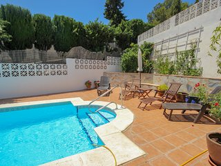 Holiday Villa with Private Pool near La Cala de Mijas