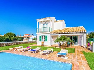 3 bedroom Villa in Cala'N Blanes, Balearic Islands, Spain : ref 5479274
