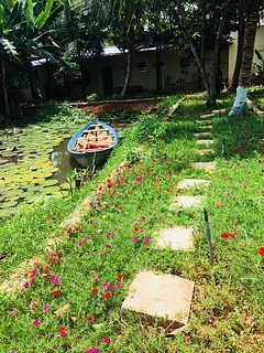 An eco homestay that bring you closer to nature. Let's explore Ninh Thuan in different way.