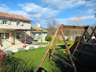 3 bedroom Villa in Zminj, Istarska Zupanija, Croatia : ref 5439715
