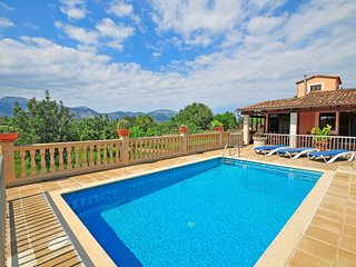 3 bedroom Villa in Moscari, Balearic Islands, Spain : ref 5643925