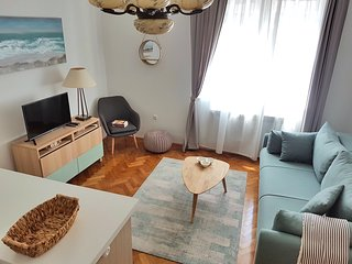 Comfortable, charming apartment Saraga, perfect location in the centre of Zagreb