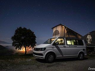 Corsica Camper - Volkswagen California T6 Camper van