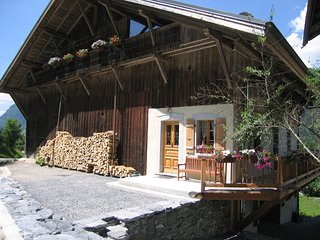 Luxueuse ferme / chalet - Grand massif
