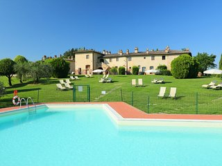 4 bedroom Apartment in Luiano, Tuscany, Italy : ref 5697181