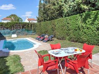 4 bedroom Villa in Las Tres Cales, Catalonia, Spain : ref 5544187