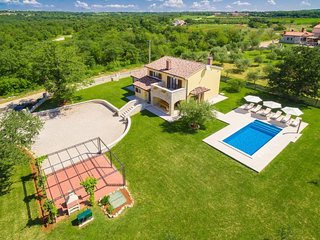 4 bedroom Villa in Vosteni, Istria, Croatia : ref 5061077