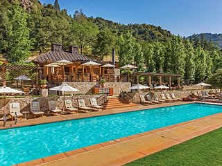 Calistoga Ranch - The Estate Lodge