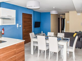 Premium modern 2-bedroom apartment in Gzira