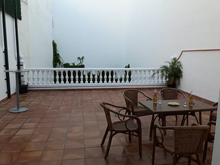 Piso con terraza en el centro de Velez-Malaga