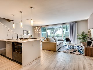 4 bedroom villa, boutique style resort