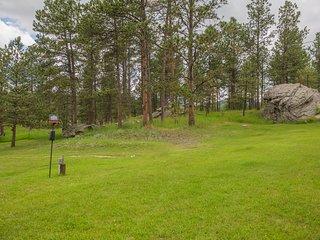 Custer Pines Retreat