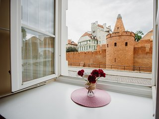 Heart of Warsaw IV apartment