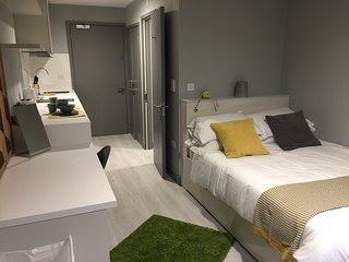 Modern Studio Apartment in City Centre 209