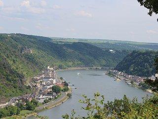 Ferienwohnung Rheinsteig Loreley