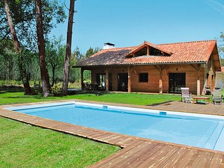 4 bedroom Villa in Moliets-et-Maa, Nouvelle-Aquitaine, France : ref 5434968