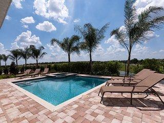 EC075- 10 Bedroom Villa at Encore Club Orlando