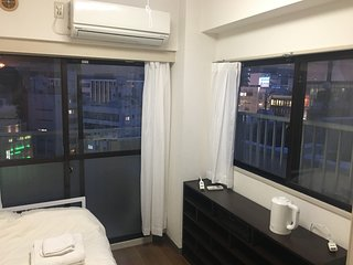 PenthouseStudio! In center of Shibuya! 1min to the Crossing and Shibuya Station!