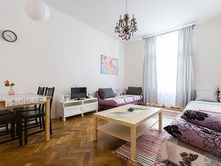 Krakovska Apartment 1- Wenceslas Square