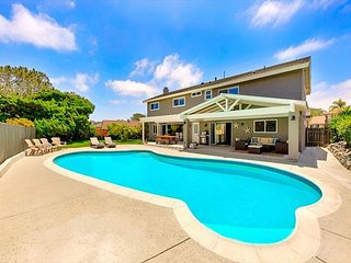 25% OFF JULY -  Great Home in Cul de Sac w/ Pool, Outdoor Living & A/C