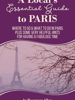 I've created a fun Guide to Paris, ask me for it even if you don't stay with me