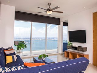 Breathtaking Bay View Apartment at H2/ HYATT Cartagena