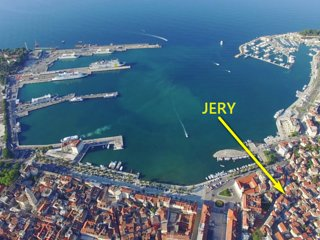 Studio-apartment Jery in Split, Croatia!