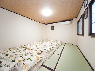 Licensed Ground Floor Tatami