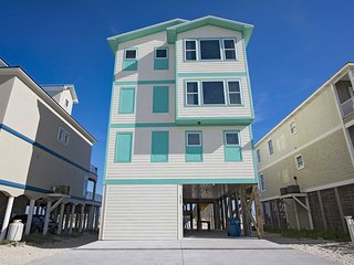 Brand New ~ Gulf Front ~ Private Pool ~ Yasmin House ~ Prickett Properties