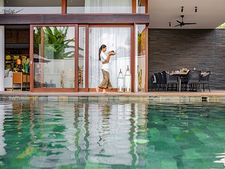 Villa Indrani - an elite haven, 5BR, Canggu