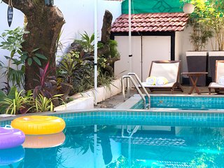 Casa de Tartaruga - 5BR Luxury Heritage Goan Villa With Private Pool (North Goa)