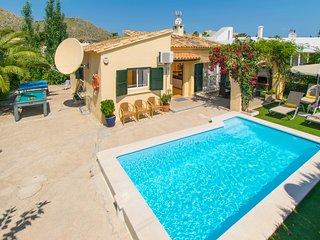 OLEANDA :) Villa para 5 persons en Alcudia