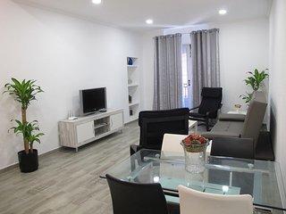 Céntrico apartamento 2 dormitorios, 2 baños