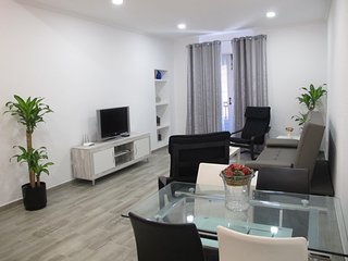 Centrico apartamento 2 dormitorios, 2 banos