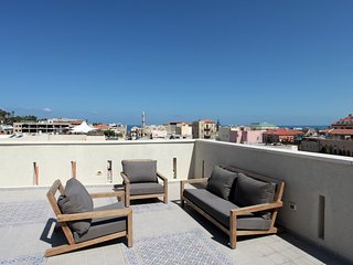 AMAZING DUPLEX PENTHOUSE WITH TERRACE YAFO VIEW