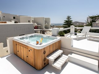 Executive Sea View Villa with Roofgarden Jacuzzi