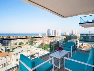 5 ROOMS LUXURIOUS TERRACE SEA VIEW -TOWER LIEBER/8
