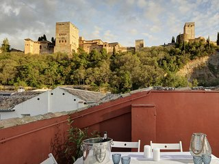 Maravilloso Apartamento a los pies de la Alhambra