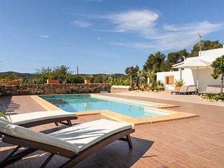 4 bedroom Villa in Bahia de San Antonio, Balearic Islands, Spain - 5644354